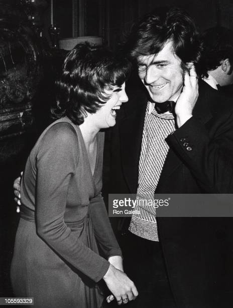 Lorna Luft and Alan Bates during Lorna Luft Opening Performance Party at La Maisonette St Regis Hotel in New York City New York United States