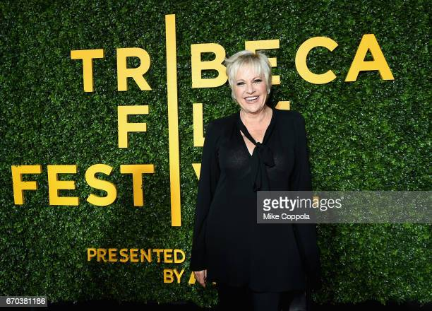 Lorna Luft attends the Clive Davis The Soundtrack Of Our Lives Premiere at Radio City Music Hall on April 19 2017 in New York City
