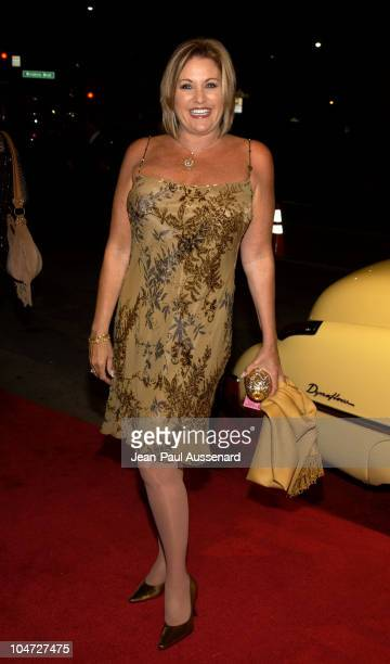 Lorna Luft during ATAS Daily Variety Honor The 54th Annual Primetime Emmy Awards Nominees at Spago in Beverly Hills California United States