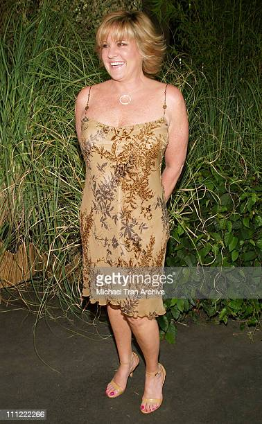 Lorna Luft during Melodies and Memories an Evening Under the Stars at The Los Angeles Zoo in Los Angeles California United States