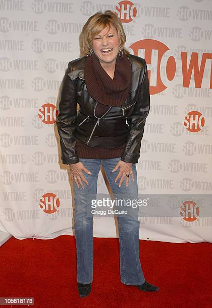 Lorna Luft during Showtime Presents Liza With A 'Z' Arrivals at MGM Screening Room in Century City California United States