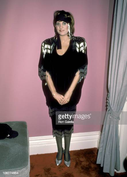 Lorna Luft during Tony Chase's Birthday Party November 17 1983 at Limelight Disco in New York City New York United States