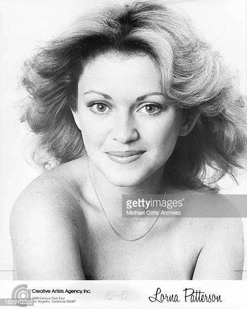Lorna Patterson 1981
