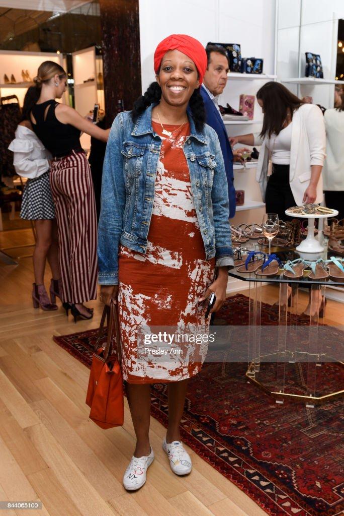 e11844032 Lorna Solano attends Sam Edelman NYFW Fashion Refresh on September 7 ...