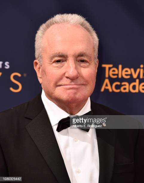 Lorne Michaels attends the 2018 Creative Arts Emmys Day 2 at Microsoft Theater on September 9 2018 in Los Angeles California