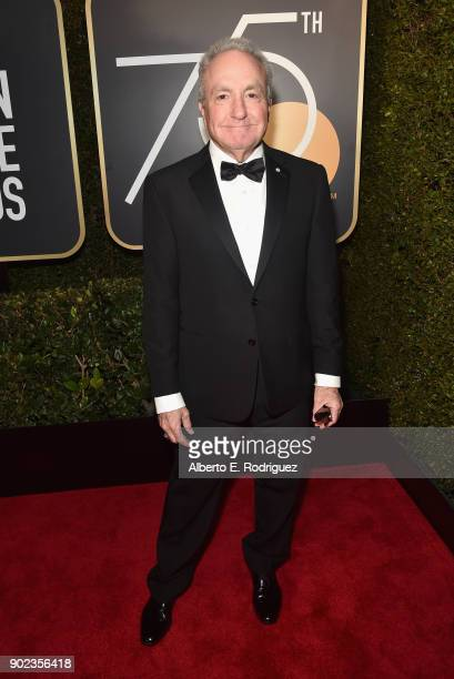 Lorne Michaels attends The 75th Annual Golden Globe Awards at The Beverly Hilton Hotel on January 7 2018 in Beverly Hills California