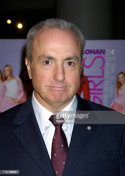 Lorne Michaels during Mean Girls New York Premiere at Loews Lincoln Square Theatre in New York City New York United States