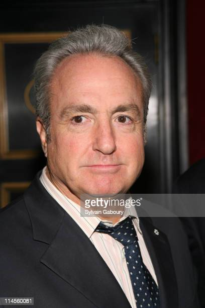 Lorne Michaels during The Departed New York Premiere at Ziegfeld Theater in New York NY United States