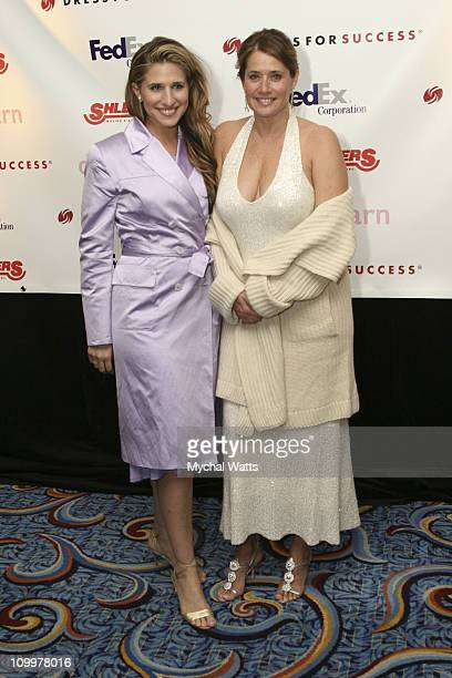 Lorraine Bracco and daughter Margaux Guerard