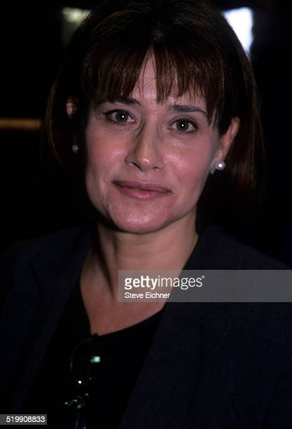 Lorraine Bracco at opening of Paul and Shark Store New York December 2 1998