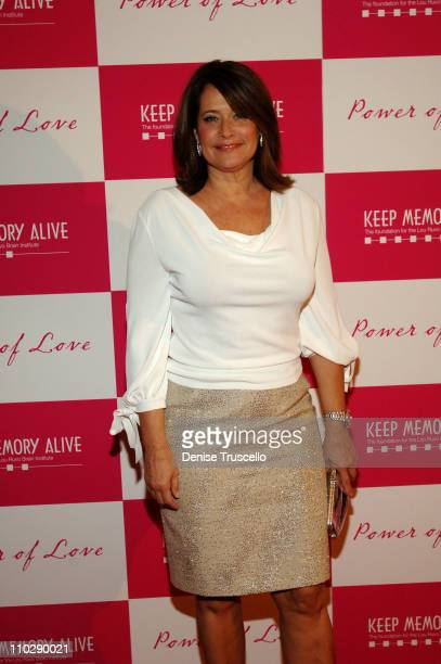 Lorraine Bracco during 11th Annual Power Of Love Gala to Benefit Keep Memory Alive Foundation at The MGM Conference Center at The MGM Conference...