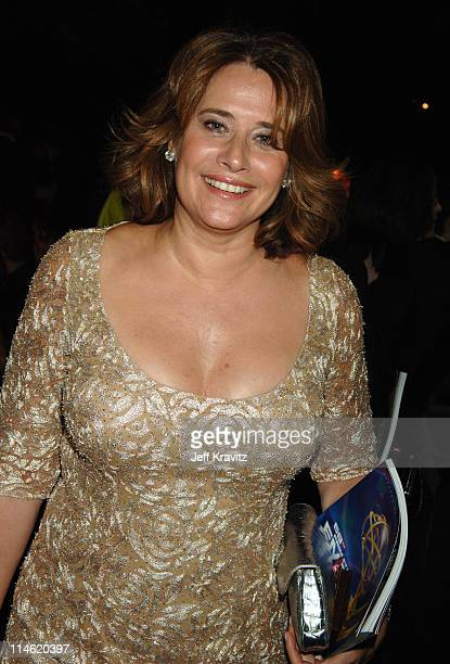 Lorraine Bracco during 58th Annual Primetime Emmy Awards Governors Ball at The Shrine Auditorium in Los Angeles California United States