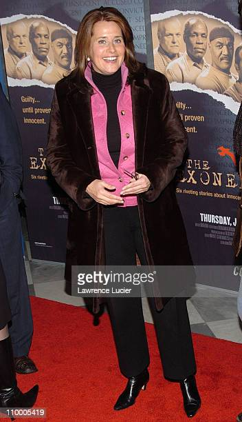 Lorraine Bracco during Court TV's Original Movie The Exonerated New York City Premiere at Museum of Television and Radio in New York City New York...