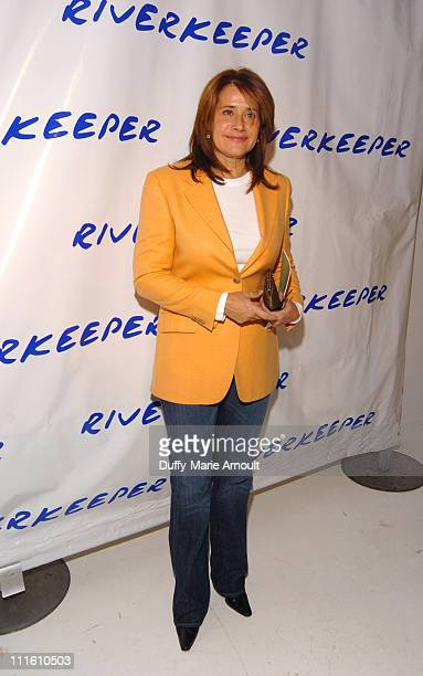Lorraine Bracco during Robert F Kennedy Jr Hosts 2nd Benefit Photo Auction for Riverkeeper at Boylan Studios in New York City New York United States