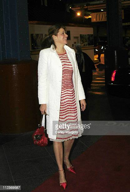 Lorraine Bracco during The 2004 Riverkeeper Benefit Dinner at Chelsea Piers, Pier 60 in New York City, New York, United States.