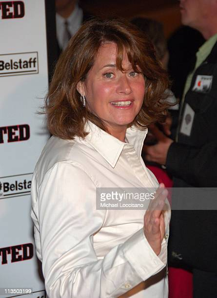 Lorraine Bracco during 'The Departed' New York City Premiere at Ziegfeld Theater in New York City New York United States