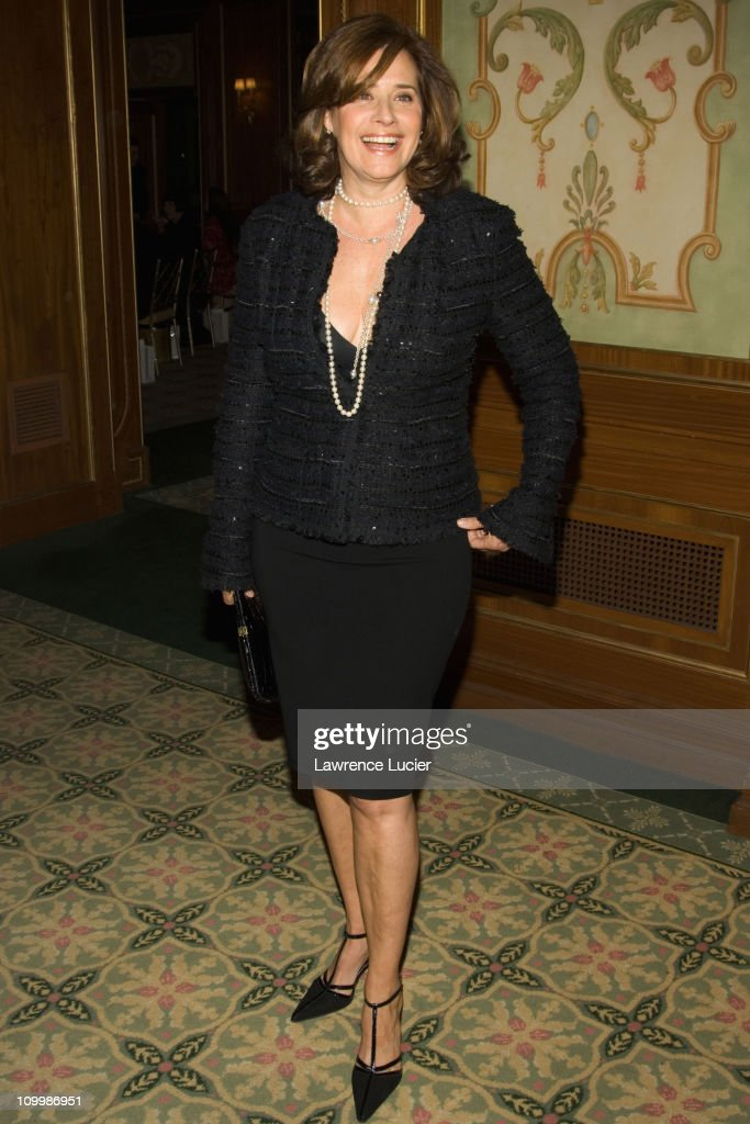 Lorraine Bracco during The Police Athletic League's 17th Annual Woman of the Year Luncheon at Pierre Hotel in New York City, New York, United States.