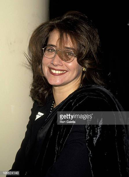 Lorraine Bracco during Women's Campaign Fund Gala Reception October 18 1993 at Time Life Building in New York City New York United States