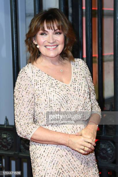 Lorraine Kelly attends The Sun Military Awards 2020 at Banqueting House on February 06 2020 in London England
