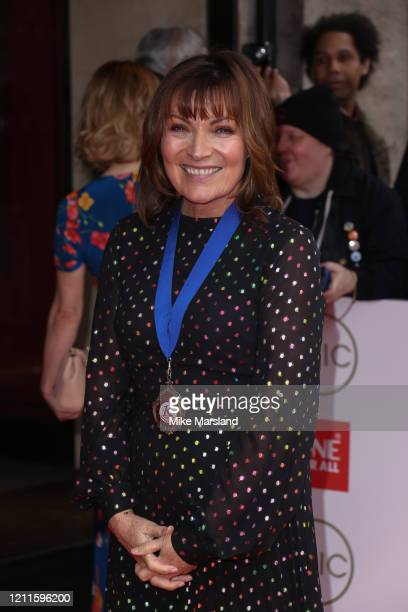 Lorraine Kelly attends the TRIC Awards 2020 at The Grosvenor House Hotel on March 10, 2020 in London, England.