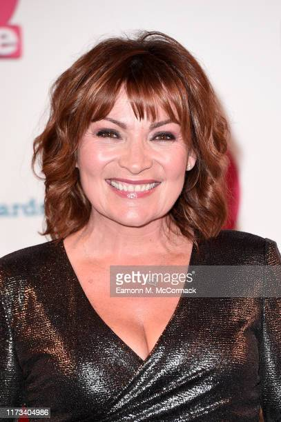 Lorraine Kelly attends The TV Choice Awards 2019 at Hilton Park Lane on September 09 2019 in London England