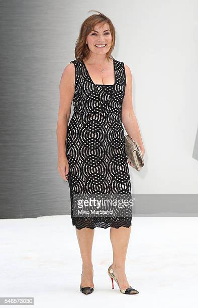 Lorraine Kelly attends the UK Premiere of 'Star Trek Beyond' at Empire Leicester Square on July 12 2016 in London England
