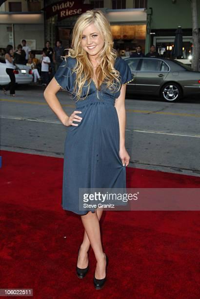 Lorraine Nicholson during Click Los Angeles Premiere Arrivals at Mann Village Theatre in Westwood California United States