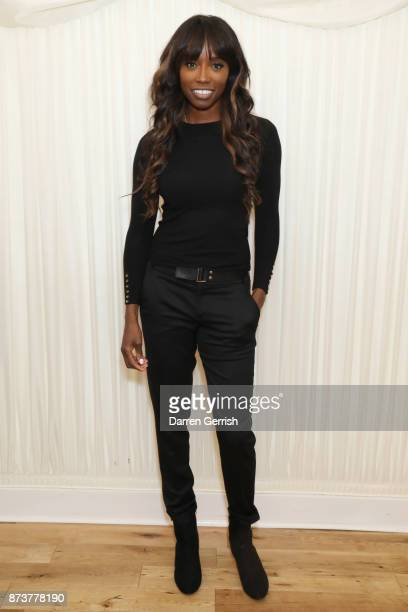 Lorraine Pascale attends the 'Be Cool Be nice' book launch at House of Lords on November 13 2017 in London England