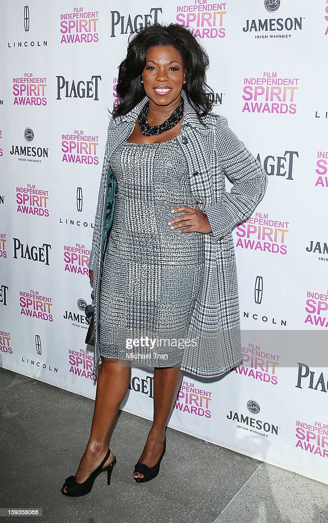 Lorraine Toussaint arrives at the 2013 Film Independent Filmmaker Grant And Spirit Award nominees brunch held at BOA Steakhouse on January 12, 2013 in West Hollywood, California.
