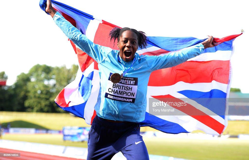 British Athletics World Championships Team Trials - Day Two