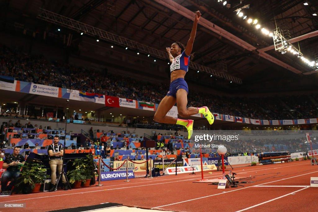 2017 European Athletics Indoor Championships - Day Three