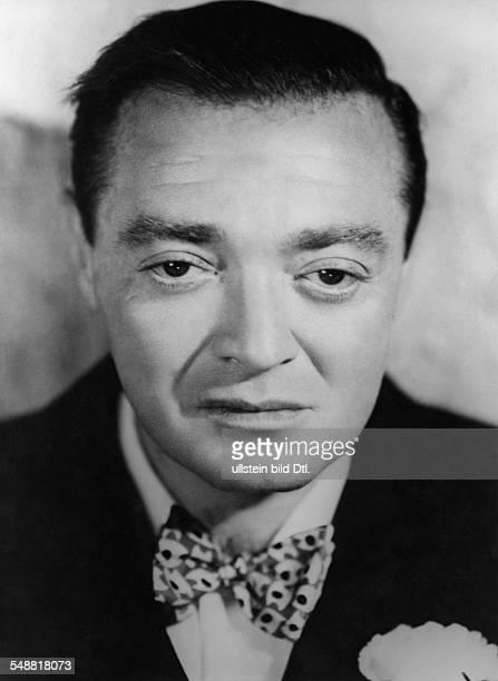 Lorre Peter Actor Autria/USA * nee Laszlo Loewenstein Portrait about 1950 Vintage property of ullstein bild