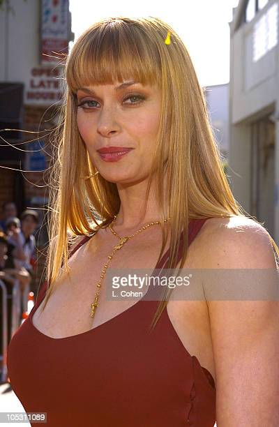 Lorri Bagley during The Stepford WivesRed Carpet at Mann's Bruin Theatre in Westwood California United States