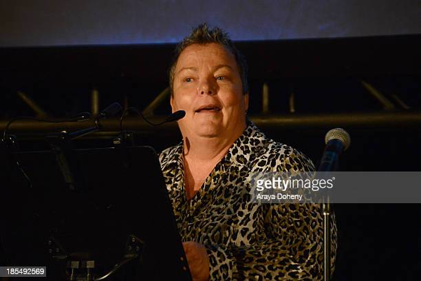 Lorri L Jean attends 'An Evening Under The Stars' Benefiting The LA Gay Lesbian Center on October 19 2013 in Los Angeles California