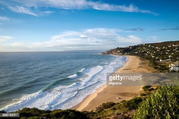 Los Alemanes Beach, Zahara de los Atunes, Cadiz, Andalucia, Spain
