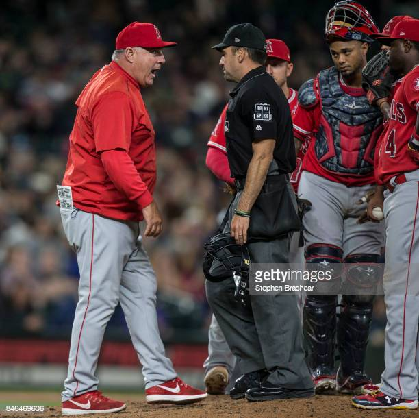 Mike Fiers Vs Angels: Brandon Phillips Baseball Player Stock Photos And Pictures