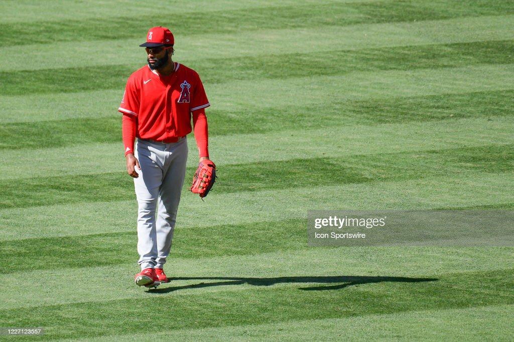 MLB: JUL 10 Angels Summer Camp : News Photo