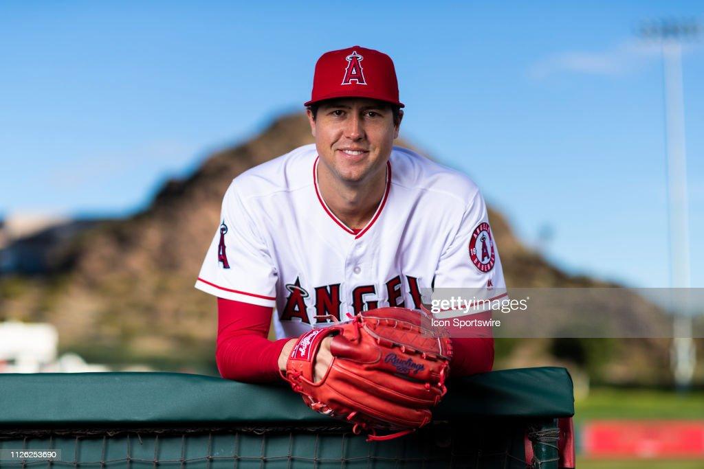 MLB: FEB 19 Los Angeles Angels Photo Day : News Photo