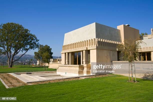 Los Angeles Architecture.