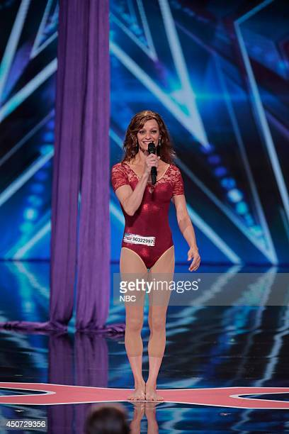 S GOT TALENT 'Los Angeles Auditions' Pictured Laura Dasi