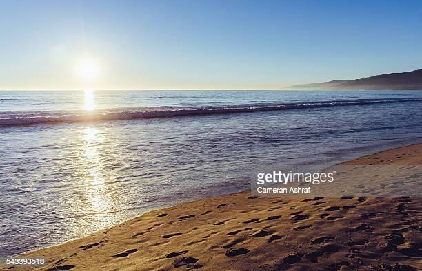 Los Angeles Beach near Santa Monica