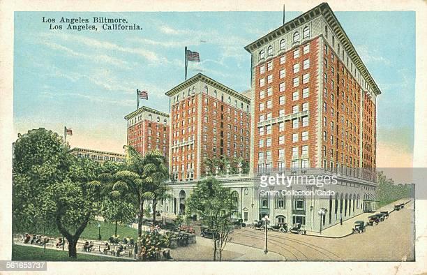 Los Angeles Biltmore hotel Los Angeles California 1925
