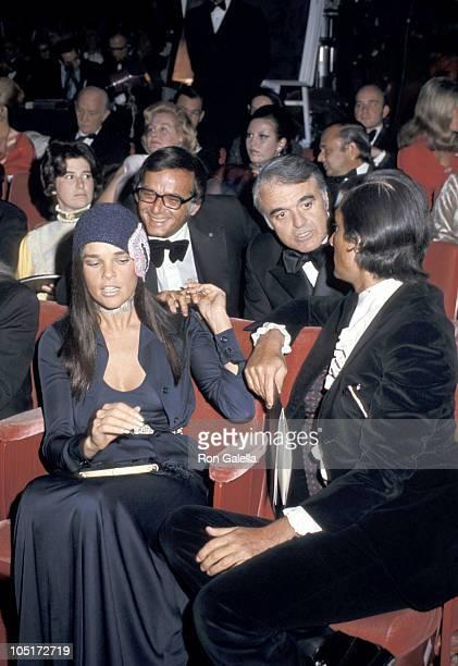 Los Angeles CA Dorothy Chandler Pavilion Academy Awards Ali MacGraw and Robert Evans CR Ron Galella