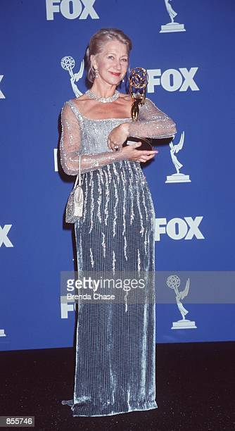 Los Angeles CA Helen Mirren backstage at the 51st Annual Emmy Awards Photo by Brenda Chase/Online USA Inc