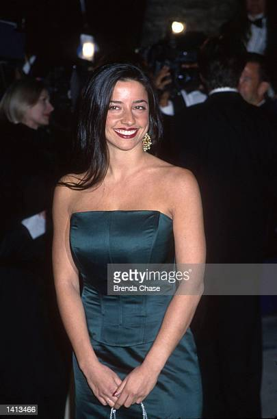 Los Angeles CA Jerry Seinfeld''s ex Shoshana Lowstein at the Vanity Fair postOscars party Photo Brenda Chase Online USA