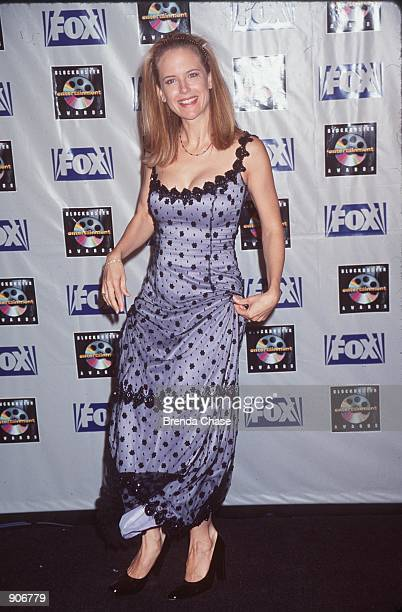 5/25/99 Los Angeles CA Kelly Preston at the 5th Annual Blockbuster Awards held at the Shrine Auditorium Los Angeles Picture Brenda Chase Online USA...