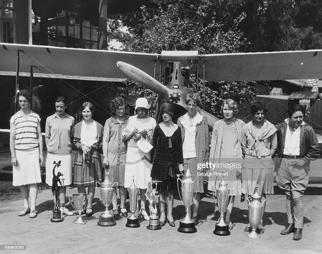 The Women of 'Fly Girls': Aviation's Forgotten Aces