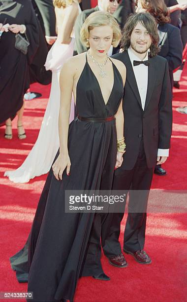 Los Angeles California Chloe Sevigny arriving at the 2000 Academy Awards