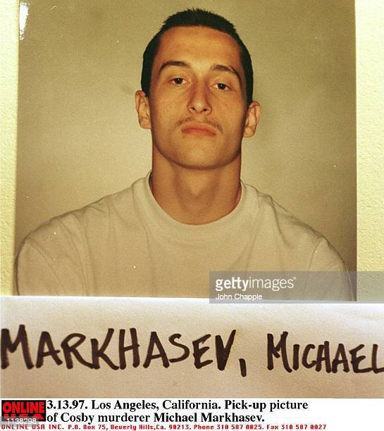 31397 Los Angeles California Cosby murderer Michael Markhasev
