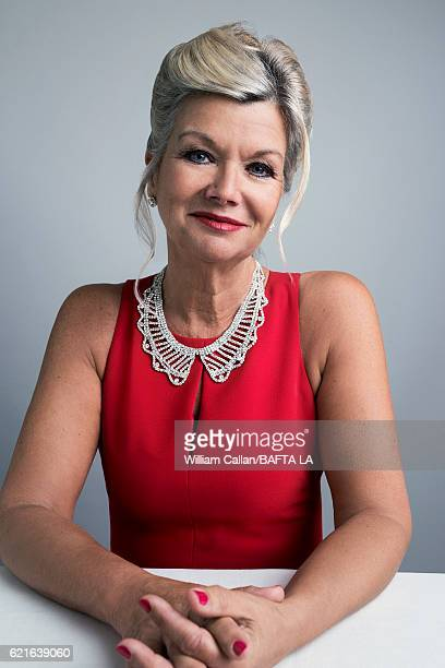 Los Angeles CEO Chantal Rickards poses for a portrait at the 2016 AMD British Academy Britannia Awards presented by Jaguar Land Rover and American...